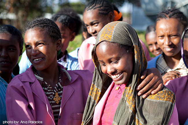 Trampled Rose- Empowering Young Women in Ethiopia